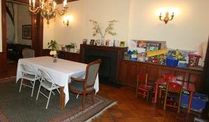 cahn dining room