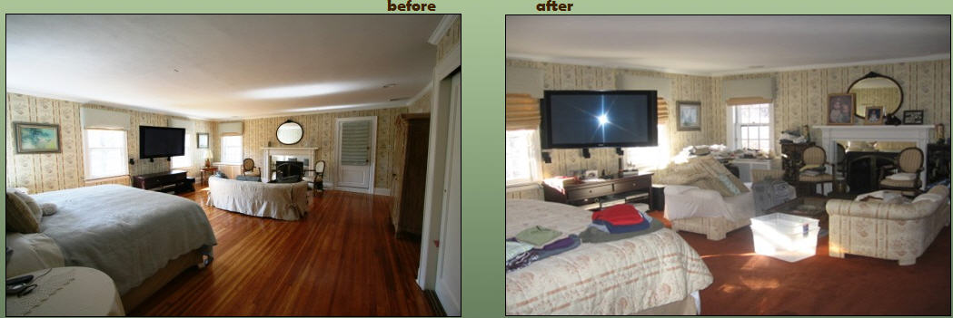 Home staging page 2 for Home staging before and after