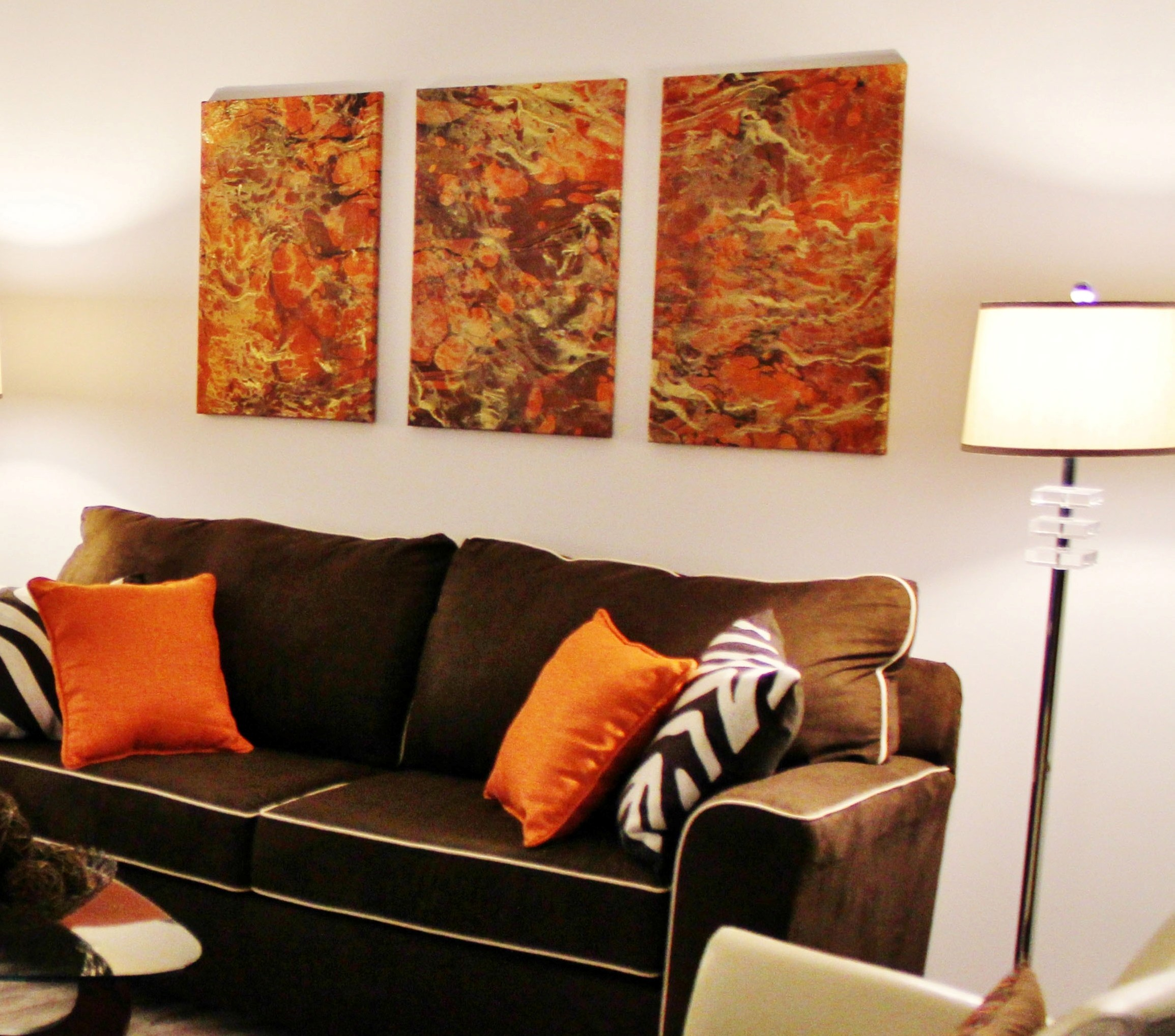 Tips On Hanging Pictures: How High Should Artwork Be Hung And Other Tips On Hanging
